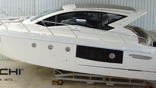 Yeni Tekne CRANCHI M 44 HT Kullanıma Hazır!