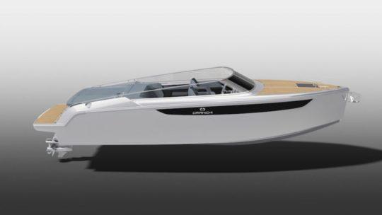 Özel bir ön izleme! İşte yeni Cranchi E26, 8 metre stili, güçlü kimliği ve farklı yönleriyle geliyor