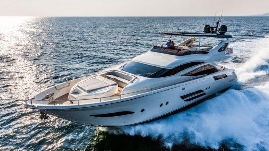 Dominator Yachts, Apomare ile Güçlerini Birleştirdi